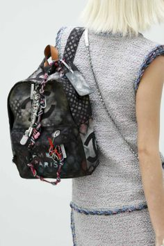 Vogue predicts: what will rule the streets of fashion week|Chanel Backpack - Vogue Australia