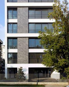 Bostancı'da Apartman  Çinici Mimarlık