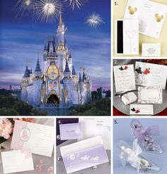 The theme of the month: the magical world of Disney! - Advice and Ideas | Invitations By Dawn
