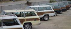 Wagon Master - Jeep Grand Wagoneer restoration and auto sales