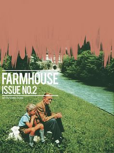 farmhouse, issue  no.2, arian behzadi