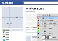 12 Popular Wireframe UI Stencils for Quick Prototyping Photography Tools, Photoshop Photography, Photography Business, Facebook Fan Page, Free Facebook, Mobile Design, App Design, Business Inspiration, Business Ideas