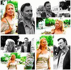 Andrea & the Governor, The Walking Dead http://pinterest.com/yankeelisa/the-walking-dead/