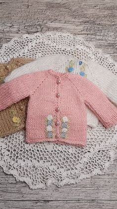 Handmade knitted blouse is suitable for Paola Reina doll, Antonio Juan. Embroidery is decorated by hand. suitable for dolls cм inspiration videos Paola Reina doll clothes knitted blouse Knitting Dolls Clothes, Doll Clothes, Crochet Baby, Knit Crochet, Baby Overall, Pull Bebe, Baby Pullover, Pretty Dolls, Baby Sweaters
