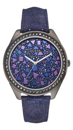 #Womens #Watch guess women watches watches women leather Baume Mercier Blancpain…