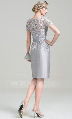Other JJ's House - Scoop Neck Taffeta Dress wedding dress currently for sale at 0% off retail.
