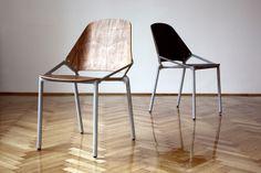 Aula chair - designed by Lehel Juhos