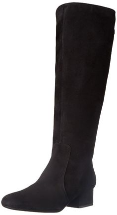 Anne Klein Women's Camdenw Suede Knee High Boot -- Unbelievable outdoor item right here! : Women's snow boots
