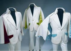 Elvis wore these outfits on tour right after the Madison Square Garden engagements.