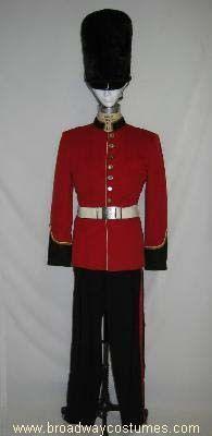 Military Uniform to Rent: Buckingham Palace Guard / Cold Stream Guard Military Uniforms, Buckingham Palace, England, Cold, English, British, United Kingdom