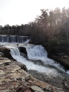 DeSoto Falls, Mentone, Alabama