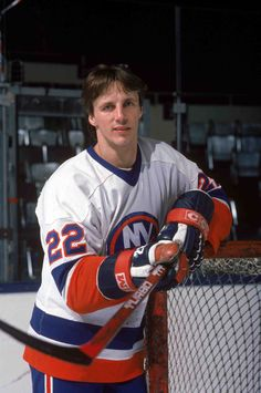 Oral Hygiene Habits of the Interesting: NHL Hall of Famer, New York Islander Mike Bossy - courtesy of @dr_connelly