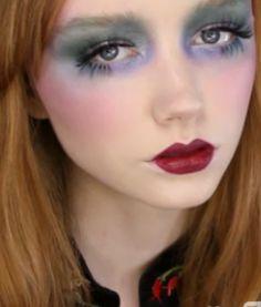 make up by Lisa Eldridge - pure fantasy