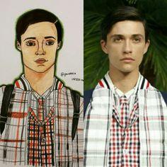 Jacob Bix!! Credits also my instagram- @neja_art_crafts #jacob#jacobbix#jacobbixenman#jacobbixart#art#crafts#boy#portrait#persondraw#man#drawing#drawings Neliaa