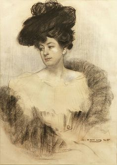 Fine Art Drawing, Art Drawings, Ramones, Victorian Portraits, Academic Art, Spanish Artists, Art Studies, Portrait Art, Art And Architecture