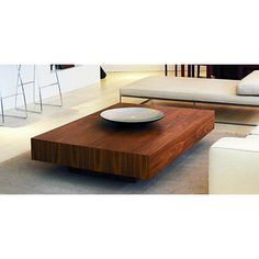 modern coffee tables by FTF Design Studio jane coffee table Log Table, Coffe Table, Coffee Table Design, Centre Table Living Room, Center Table, Transitional Coffee Tables, Modern Coffee Tables, Modern Industrial Furniture, Live Edge Table