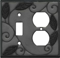 Look for Ceramic Light Switch Plates, Outlet Covers, Wallplates