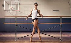 Under Armours Buff Ballerina Shatters the Female Athlete Stereotype | Cambio