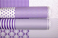 It's a Purple Affair with Lily Daydream Scrapbooking Paper! Card Maker, Pattern Paper, Daydream, Scrapbook Paper, Cardmaking, Affair, Shabby, Lily, Collections