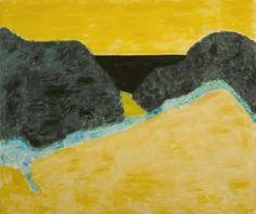 Yellow Sky by Milton Avery, 1958
