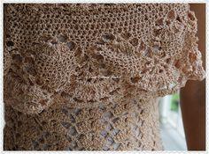 Sweet Nothings Crochet Off The Shoulder Top