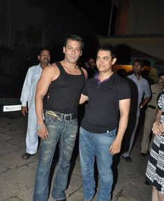 salman khan with aamir khan - Google Search