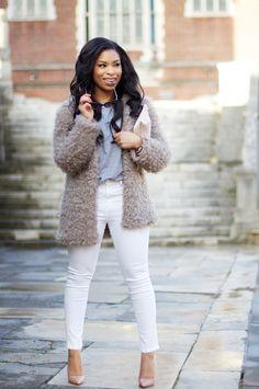 Shirley B. Eniang of Shirley's Wardrobe