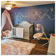 Baby Room Themes, Baby Boy Rooms, Baby Room Decor, Nursery Room, Disney Baby Rooms, Disney Baby Nurseries, Baby Girl Nursery Themes, Girl Nurseries, Baby Room Ideas For Girls
