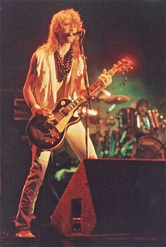 def leppard | Steve Clark - Def Leppard | Flickr - Photo Sharing!