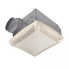Broan Nutone Ceiling Mount Bathroom Exhaust Fan with Light - NUT769RL