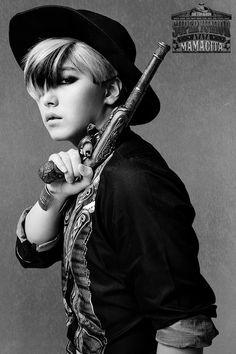 Sung Min Super Junior announce long awaited comeback with teaser image for 7th album 'MAMACITA' | allkpop.com