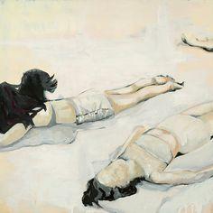 Grey Bathers by kikiandpolly on Etsy, $22.00