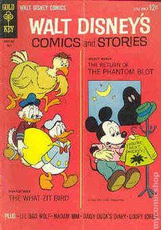 Walt Disney's Comics and Stories VG Dell Donald Duck Barks 1964 Walt Disney Characters, Cartoon Characters, Vintage Comic Books, Vintage Comics, Donald Duck Comic, Bl Comics, Epic Mickey, Disney Duck, Favorite Cartoon Character
