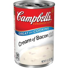 Chicken BLT Skillet - Campbell Soup Company Bacon Mashed Potatoes, Bacon Soup, Bacon Mac And Cheese, Mac And Cheese Homemade, Chicken Blt, Chicken Recipes, Cheese Recipes, Meat Recipes, Campbells Soup Recipes