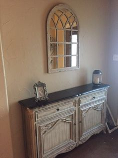 Arched Cathedral Window Mirror 24x47 Arch Window And