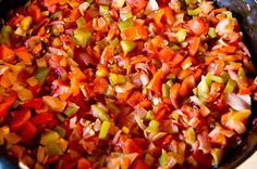 Piperade basque au thermomix recette traditionnelle
