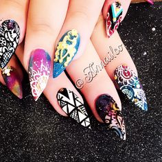 #nailart #annailco Nail Fashion