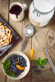 Honey Cloud Pancakes | Things we make