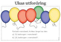 Norway, Teaching, How To Plan, Education, Maths, Children, Kids, School Stuff, First Grade