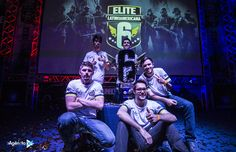 Rainbow Six Siege: Time Santos Dexterity vence o campeonato Elite Six - EExpoNews League Of Legends, Cs Go, Esports, Rainbow, Concert, New Gadgets, Saints, Rain Bow, Rainbows