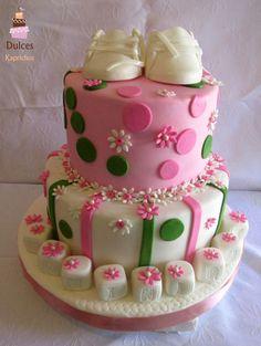 Torta Baby Shower #TortaBabyShower