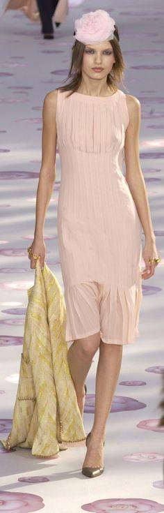 Chanel Spring 2002 HC