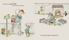 books4yourkids.com: A Perfect Place for Ted by Leila Rudge