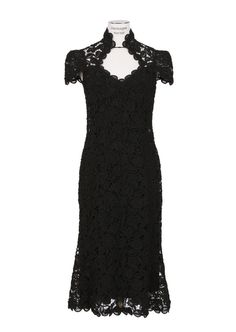 An amazing black dress from Marc Jacobs