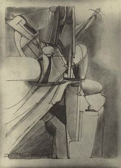 Artwork by Marcel Duchamp, Man Ray, Vierge (Gallatin), Made of Gelatin silver print