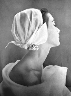 Vogue Paris 1951 by ⊱Pearls Of Art⊰