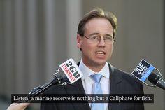 Department of Australia Marine Reserves, Us Election, Australia