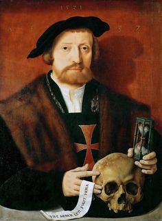 https://flic.kr/p/rNV1qo | Barthel Bruyn I -- Portrait of the Knight of Malta | European Art