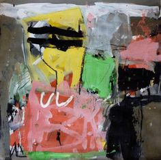 Philippe de Latour art journal - expression through abstraction