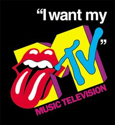 George Lois: I Want My MTV  He was the first who had balls to attract rockstar to MTV add. Mike Jagger became the patron saint of MTV